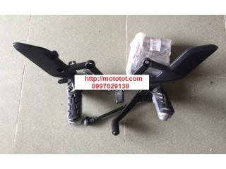 Gác chân & Số gãy moto Honda CBR250