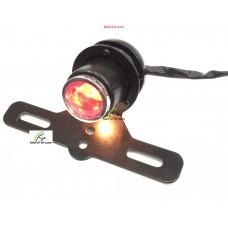 Đèn hậu - đèn lái tròn ruby mắt đỏ k15