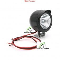 Đèn led trợ sáng gắn cản mini