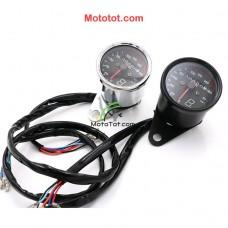Đồng hồ km - báo số moto 01