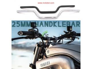 Ghi đông Tracker Type phi 25mm