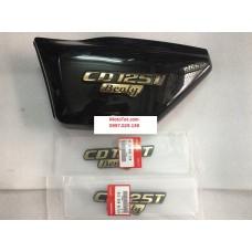 Tem cốp Honda Cd Benly 125 chữ nổi chính hãng