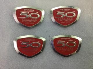 Tem kỷ niệm 50 năm thành lập Honda