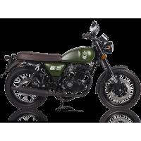 Moto cafe racer ST250 Cadet