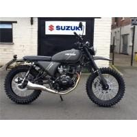 Xe Suzuki 125cc độ Scrambler