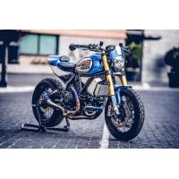 Ducati Scrambler 1100 FT vô địch giải độ xe toàn cầu